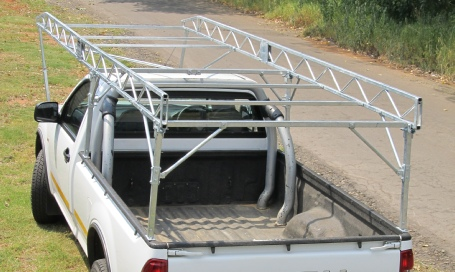Isuzu LWB Bumper to Bumper Roof Rack